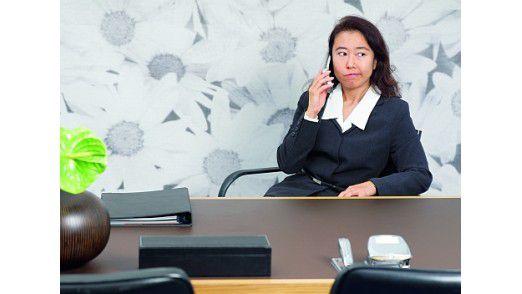 73 Prozent der Arbeitnehmer wünschen sich, nicht immer im Büro hocken zu müssen.
