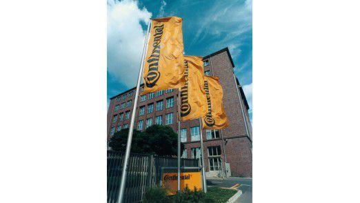 Continental-Zentrale in Hannover: Hier sitzt auch das Übersetzerteam des Konzerns.
