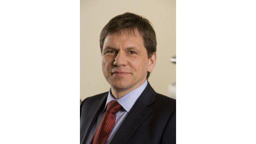 Joachim Dürr hat den Vorsitz des Strategy Teams übernommen.