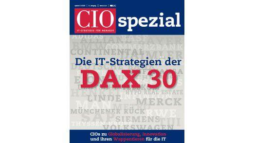 CIO E-Paper: 30 IT-Verantwortliche auf 65 Seiten.