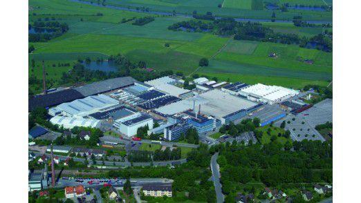 Hauptsitz von Stiebel Eltron ist Holzminden.