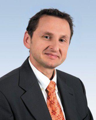 """""""Ein Rechenzentrum wird nicht mehr nur ausschließlich nach den wirtschaftlichen Faktoren bewertet"""", sagt Roman Hoffmann, """"Green-CIO"""" und Geschäftsführer von Wilken Rechenzentrum."""