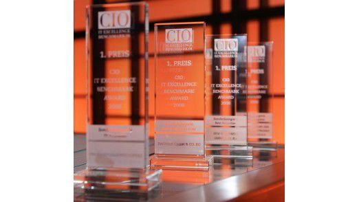 Neben den Auszeichnungen für die besten drei Teilnehmer verlieh die Jury auch Sonderpreise.