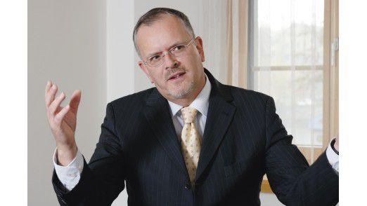 """""""Drei Viertel der Befragten sehen mit der Einführung einer UC-Lösung auch einen Kulturwandel auf sich zukommen, der Zeit braucht"""", sagt MSM Research-Geschäftsführer Philipp A. Ziegler."""