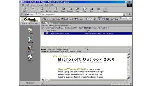 So manipulieren Sie Outlook.