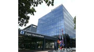 Outsourcing-Vertrag bis 2015 umfasst Leistungen für 20 Millionen Euro: CSC betreut SAP-Plattform der Zuger Kantonalbank