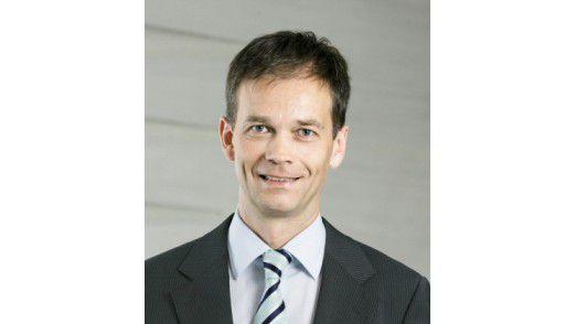 Martin Scholl, CEO der Zürcher Kantonalbank.