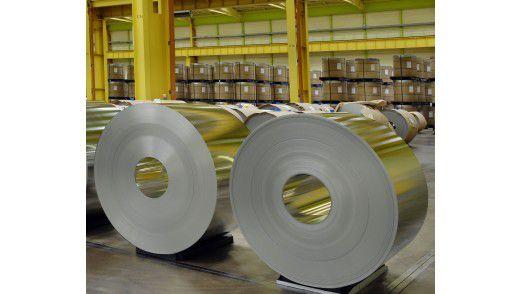 Rasselstein ist der drittgrößte Weißblechhersteller in Europa.