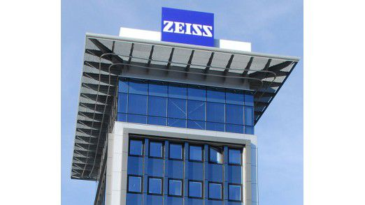 Nun mit neuer Business Intelligence-Strategie - der Technologiekonzern Carl Zeiss.