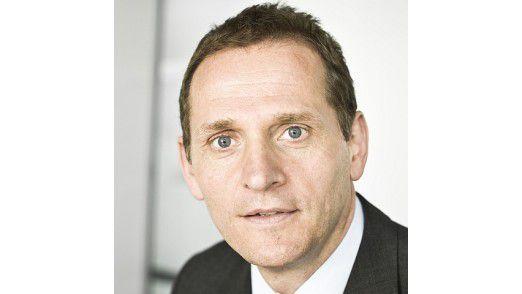 Gottfried Egger, CIO bei der MAN Nutzfahrzeuge AG.