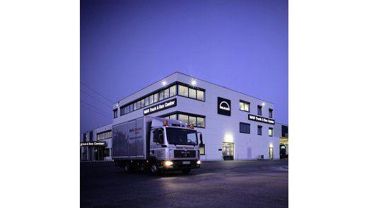MAN Truck & Bus freut sich über eine gelungene Optimierung der Systemarchitektur.