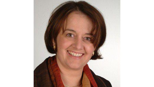 Maria Riolo, bei Daimler verantwortlich für die weltweite Nachwuchsgewinnung.