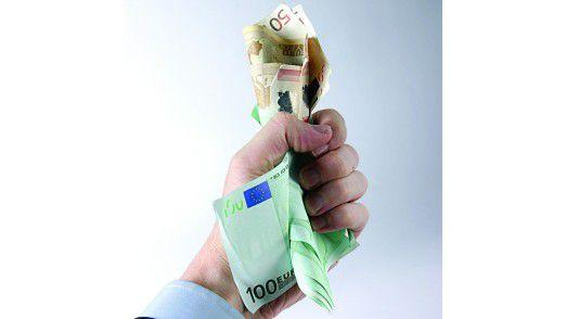 Deutsche können sich im Job am besten mit dem Gedanken an Geld motivieren.