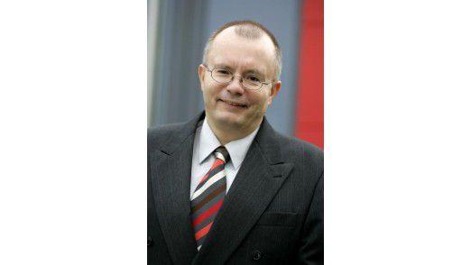 Bodo Deutschmann, IT-Leiter der Kögel Fahrzeugwerke.
