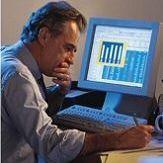 Online-Daten werden mit dem netmind BI Feeder über die BI-Applikation ausgewertet.