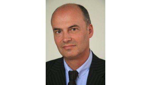 Bringt 25 Jahre IT-Erfahrung mit: Daniel Hartert, CIO der Bayer AG.