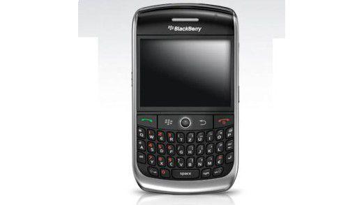 Auch mit dem Blackberry kann man elektronische Bücher lesen.