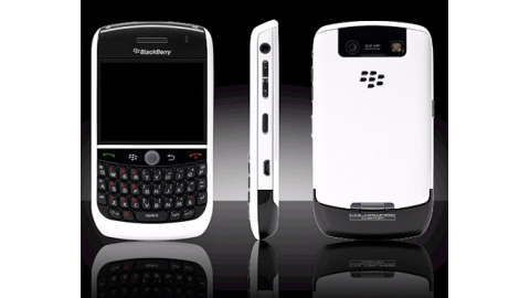 Luxuszubehör für den Blackberry