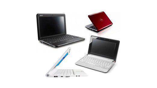 Netbooks bringen Schwung in den PC-Markt.