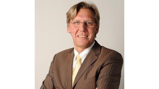 Wolfgang Fritz ist bereits seit 2006 CIO beim Kaffeekonzern.