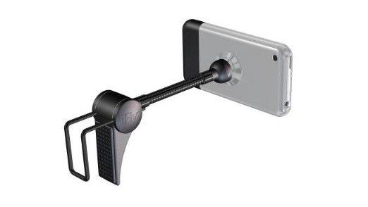 CIO.com Redakteur Al Sacco hat die iPhone-Halterung iFlyz getestet.