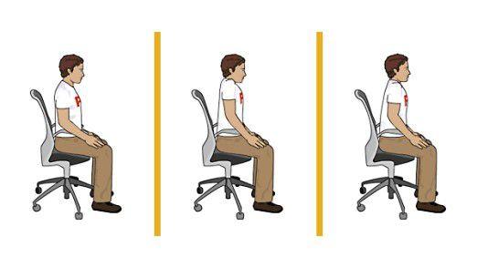 Übung für den Schultergürtel.