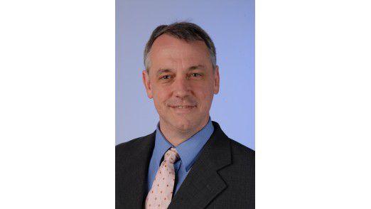 Barney Finucane ist Analyst beim Business Application Research Center (BARC).