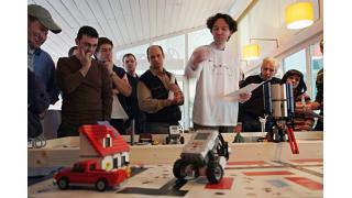 Workshops mit dreidimensionalem Spiel: Lego-Klötzchen für Manager