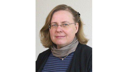 Debora Weber-Wulff von der HTW Berlin will Frauen in die Informatik bringen.