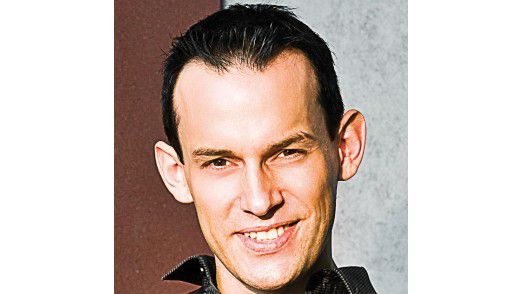 Informatik-Professor Michael Backes ist erst 30 Jahre alt. Ein Schwerpunkt seiner Arbeit ist die Suche nach Sicherheitslücken.