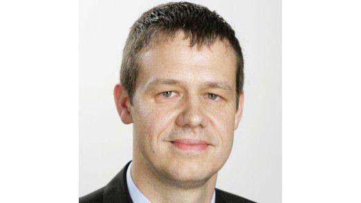 """Björn Zimmermann, Steria Mummert Berater: """"Viele Personalabteilungen sind nur eingeschränkt berichtsfähig."""""""