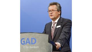 GAD zeigt die Filiale von morgen: Banken servieren Kaffee und zeigen Videos