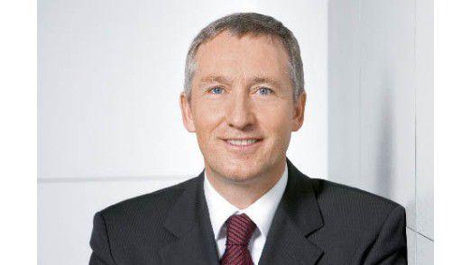 """Michael Prochaska, Director Corporate HR Haniel: """"Wir nehmen aktiv an der Unternehmensentwicklung teil, denn die Menschen sind es, die ein Unternehmen erfolgreich machen."""""""