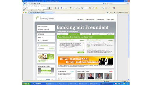 Screenshot ficoba.de