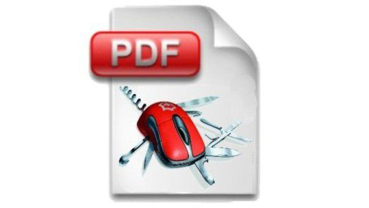 Das Portable Document Format, kurz PDF.