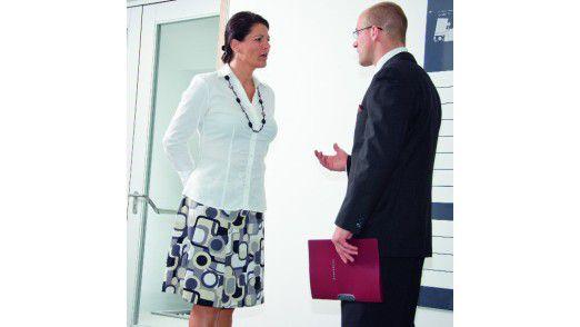 Careerbuilder zeigt Ihnen Fehler im Bewerbungsgespräch und wie man sie dann auch vermeidet.