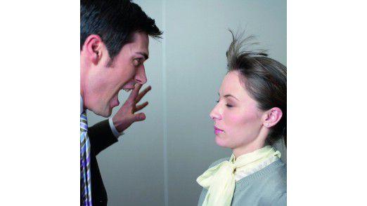 Bewerbern rät Wehrle: Achten Sie darauf, wie sich die Mitarbeiter in der Firma verhalten.
