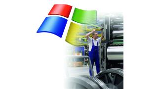 CIOs über ihre Windows-7-Migration: Der Arbeitsplatz der Zukunft - Foto: Montage: cio.de