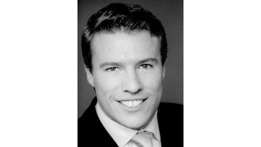 Konstantin Maschke, Berater im Kompetenzzentrum InfoCom bei Roland Berger Strategy Consultants.