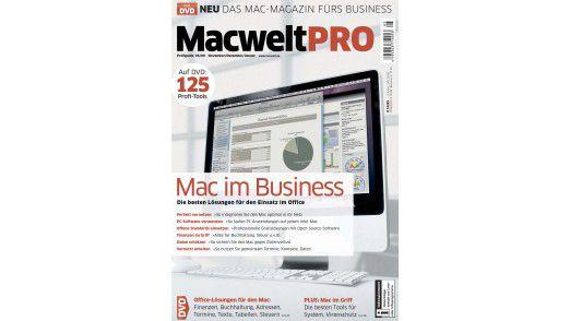 Neu am Kiosk: MacWelt Pro, Informationen für Apple-Nutzer in Unternehmen.