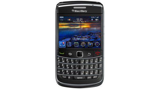 Vorsicht und ein Passwort schützen Blackberry-Nutzer vor Spionage-Software.