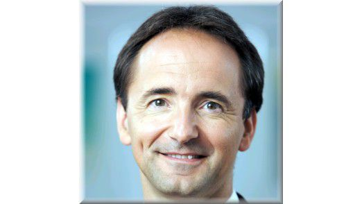 SAP-Vorstandschef Jim Hagemann Snabe.