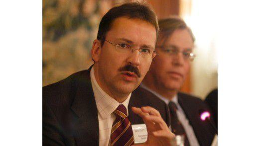 Werner Schwarz, CIO von Gerolsteiner, vertritt die Interessen seiner Kollegen im CIO-Beirat der DSAG.