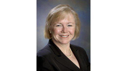 """Mary Finlay, Deputy CIO, Partners HealthCare System: """"Ask Unexpected Questions""""."""