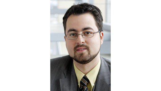 """Jochen Kokemüller, Autor der Studie """"Stammdaten Managementsysteme"""": """"Das kann so weit gehen, dass ein Unternehmen keine belastbare Aussage über die derzeitige Liquidität geben kann."""""""