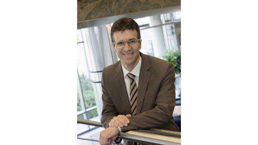 Daimler-CIO Michael Gorriz engagiert sich als Beirat des Programms CyberMentor.