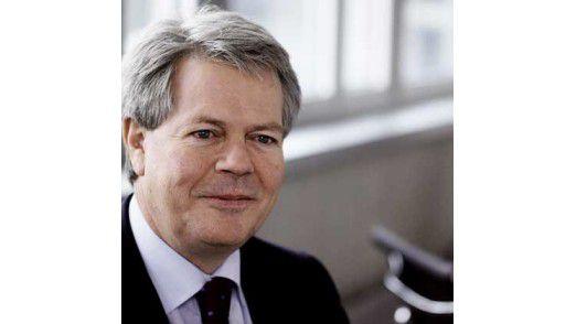 Ueli Dietiker, CFO und stellvertrender CEO der Swisscom AG will auch auf den Worst Case vorbereitet sein.