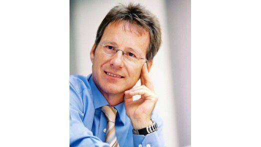 """Manfred Immitzer, CIO von Nokia Siemens Networks (NSN):""""Ohne Alignment und entsprechende Governance-Strukturen kann ich nicht sicherstellen, dass die IT die Ziele des Unternehmens unterstützt."""""""