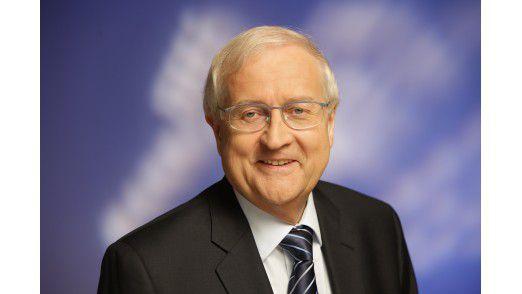 Verhilft kleinen und mittelgroßen Unternehmen zu mehr IT-Sicherheit: Rainer Brüderle.