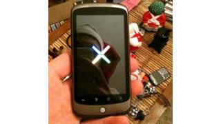 iPhone 3Gs Konkurrent: Google Nexus One kommt als Business-Handy